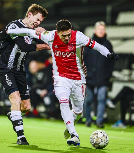 Samenvatting   Heracles Almelo - Ajax