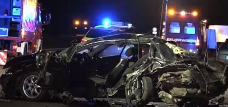 Duitse twintiger in 'racewagen' rijdt voorganger dood met 232 km/u: 3,5 jaar cel