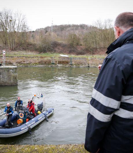 L'homme tombé dans la Biesme à Châtelet a été retrouvé mort