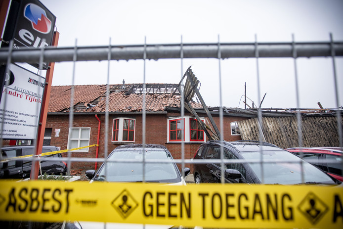 De brand die de garage Tijink in de as legde is veroorzaakt door een technisch mankement, zo heeft onderzoek vban de politie uitgewezen.
