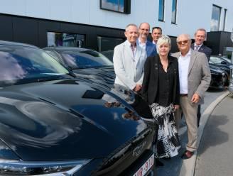 """Electro-test ontvangt vandaag 10 elektrische Mustangs: """"Wij hechten veel belang aan een duurzaam wagenpark"""""""