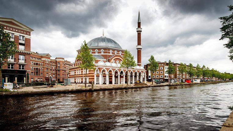 Uiteindelijk doen de studenten examen in België en krijgen ze een diploma dat door het Turkse ministerie van Onderwijs is erkend. Beeld anp