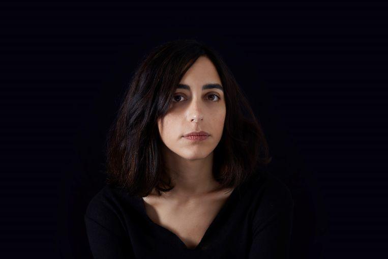 Claudia Durastanti: 'Over armoede, over de klasse waar ik uit kom, wordt gedaan alsof het een ziekte is.'  Beeld Sara Lucas Agutoli