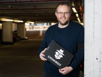 """Ex-flik Jimmy gaf zijn job op om razendpopulaire Crimiboxspel te lanceren: """"Dit jaar zullen we twee miljoen euro omzet draaien"""""""