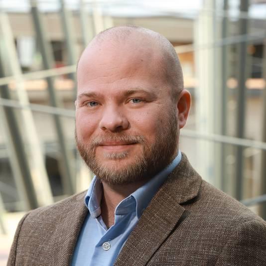 Gedeputeerde Peter Kerris van Gelderland.