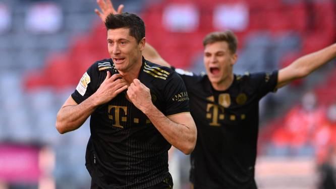 Lewandowski breekt waanzinnig doelpuntenrecord van Gerd Müller