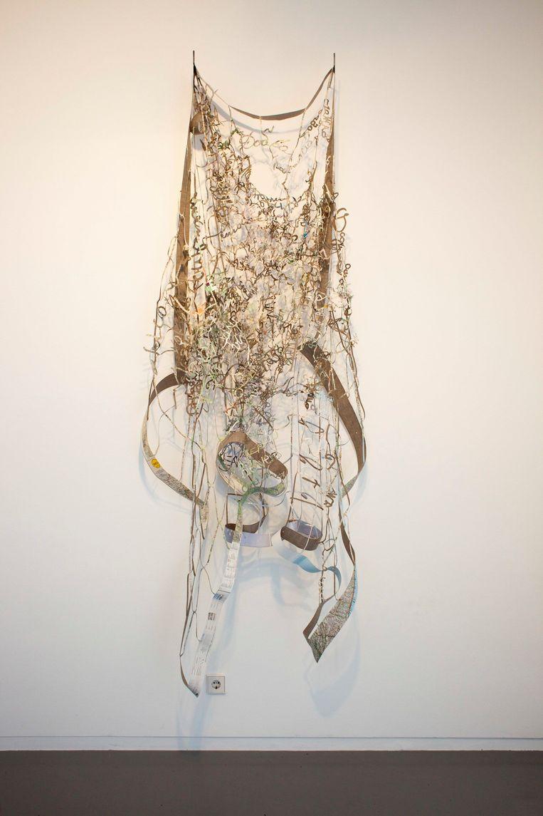 Irene Fortuyn,  World of Welcome II (2012), Galerie Stigter Van Doesburg. Beeld Gallery Viewer