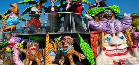 Carnavalsoptochten korter door verwacht noodweer