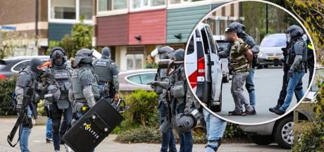 Arrestatieteam pakt man (39) met zwaar geschut op na dreigende situatie