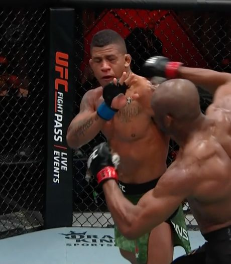 UFC-kampioen Kamaru Usman behoudt titel in recordbrekend gevecht