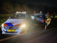 Lachgasrijder (19) vast voor poging doodslag na inrijden op politieauto