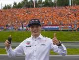 Verstappen-Tribune ook tijdens GP van Silverstone