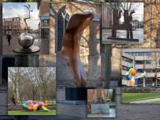 Kunstroute Ede krijgt vorm: wandelen en kunstwerken bekijken, nu nog 22 maar straks 38