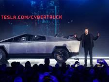 Tesla wil nieuwe 'gigafabriek' bouwen voor Cybertruck