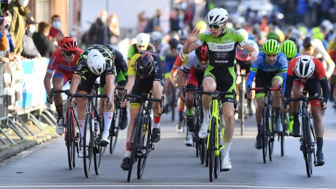 """Tyson Borremans laat Belgische titel liggen op BK nieuwelingen: """"Ik dacht echt dat ik ging winnen"""""""