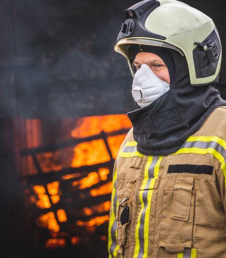 Minister Matthias Diependaele ontsnapt uit woning vol rook tijdens Dag van de Brandweer