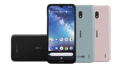 Smartphone Nokia 2.2 stunt met een prijs van amper 100 euro