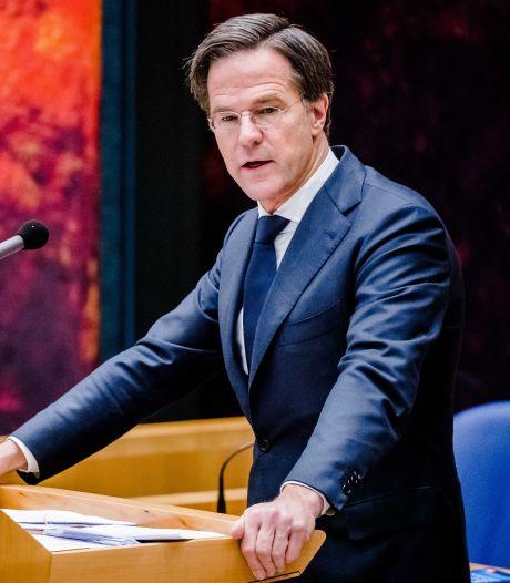 Rutte: Niet met PVV in nieuw kabinet
