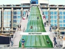 Ludieke ideeën voor supertrap bij Rotterdam CS