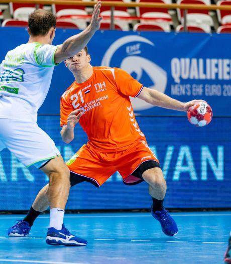 Handballers verslaan Polen door doelpunt in slotseconde