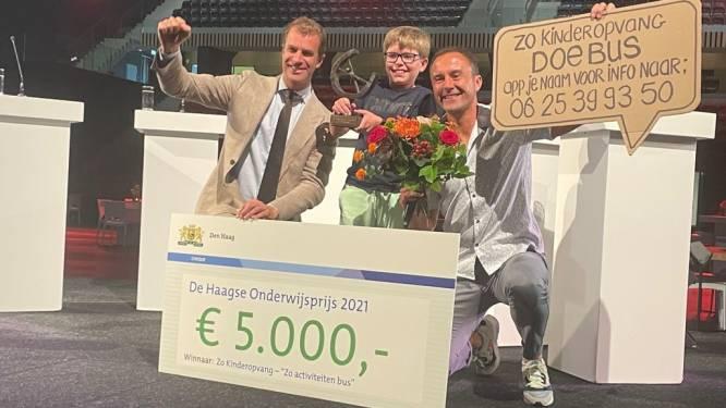 Haagse Zo Kinderopvang wint Onderwijsprijs 2021: een droom in vervulling gegaan