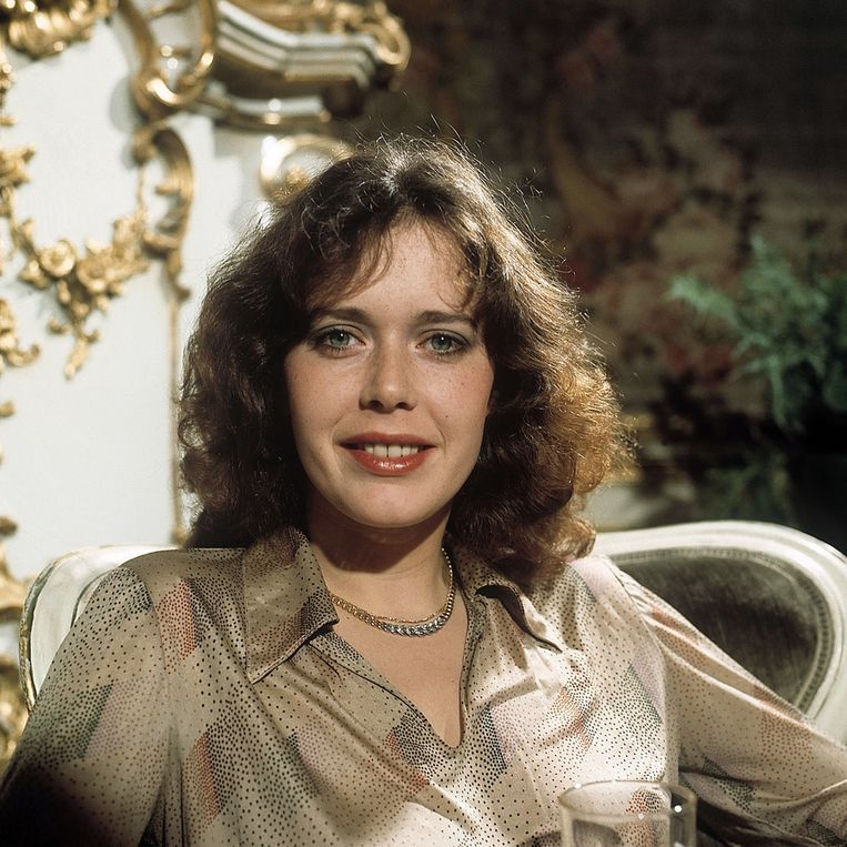 Portret uit 1977. Beeld null