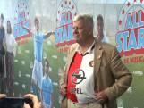Sterren verschijnen in voetbalshirts bij musical All Stars
