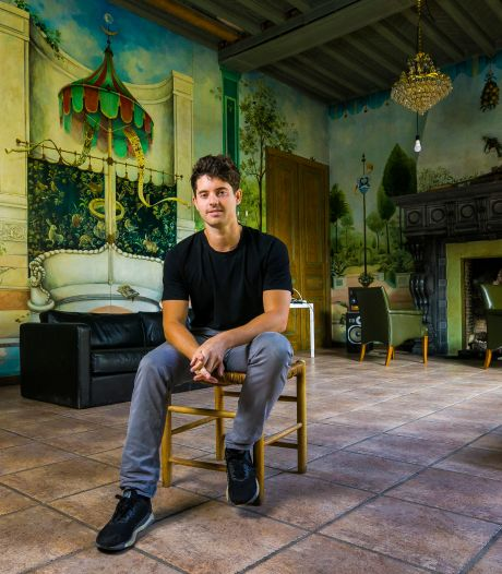 Jonge freelancers als kasteelheer in het voormalige Land van Ooit: 'Mooier kan echt niet'