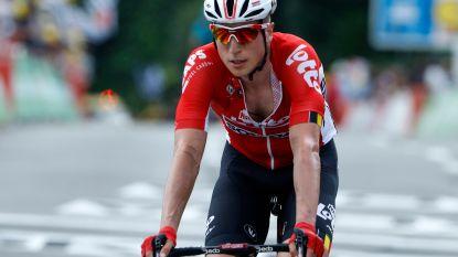 """Jens Keukeleire is weer thuis na kuitbeenbreuk in de Tour: """"Mijn zoontje is heel enthousiast"""""""