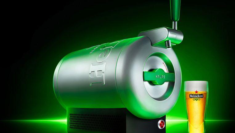 Nieuwe Heineken Biertap Voor Thuis Het Parool
