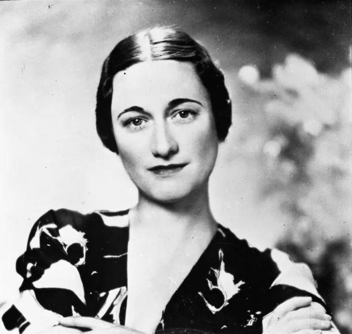 Le portrait de Wallis Simpson, dont Meghan se serait inspirée.
