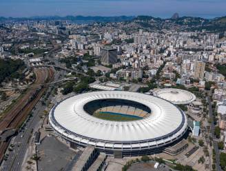 Wetsvoorstel ingetrokken om Maracanã naar Pelé te vernoemen