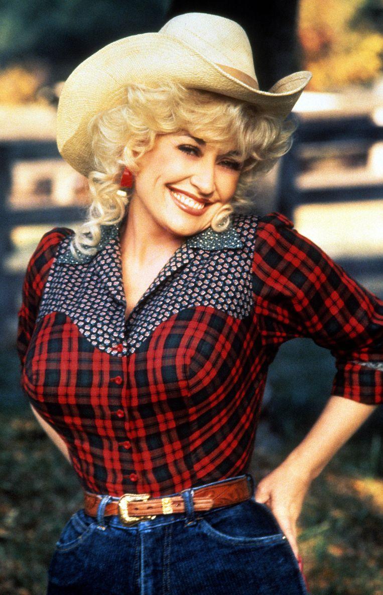 Dolly Parton in Rhinestone. Beeld Alamy Stock Photo