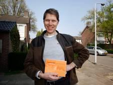 Schrijver Wim Daniëls uit Eindhoven zegt zogenaamd bijeenkomst af, maar weet zelf van niks