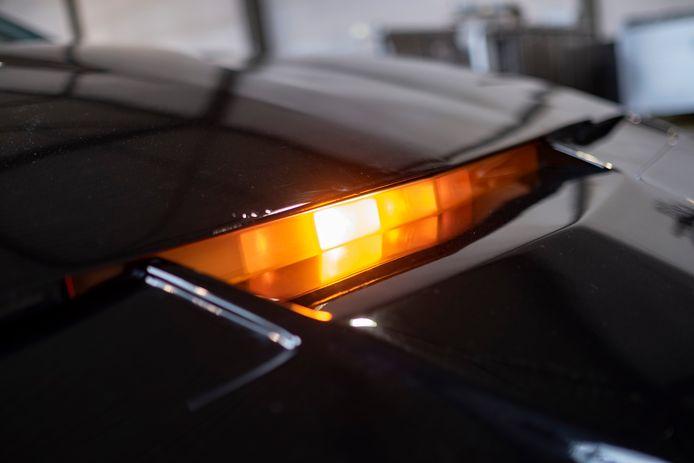 08052019 Aartselaar auto replica te koop bij Moyersoen van Knight Rider