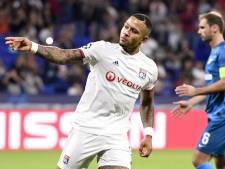 Memphis helpt Olympique Lyon met rake penalty aan punt tegen Zenit