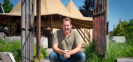 Joost Frijlink was maanden 'druk met geen geld verdienen', maar het herstel gaat als een speer