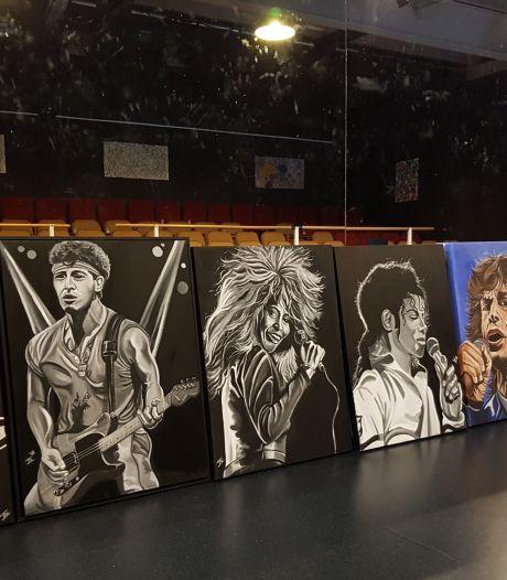 Schijnwerpers op Tina Turner en Madonna voor Lelystads theater