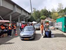 Grens van 1.500 seizoenkaarten doorbroken na 'NEC-files' bij Deur Rij Mert