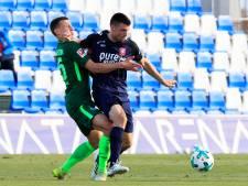 Haris Vuckic maakt rentree bij FC Twente