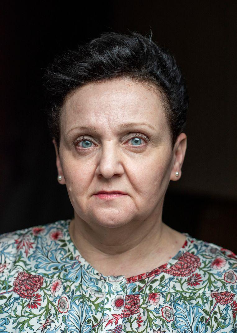 Moeder Jelena: 'Nog steeds schrik ik soms wakker: heb ik dit echt meegemaakt? Ik had niet gedacht dat dit kon in een land als Nederland.' Beeld Linelle Deunk