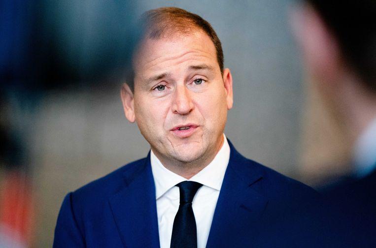 Lodewijk Asscher  Beeld ANP