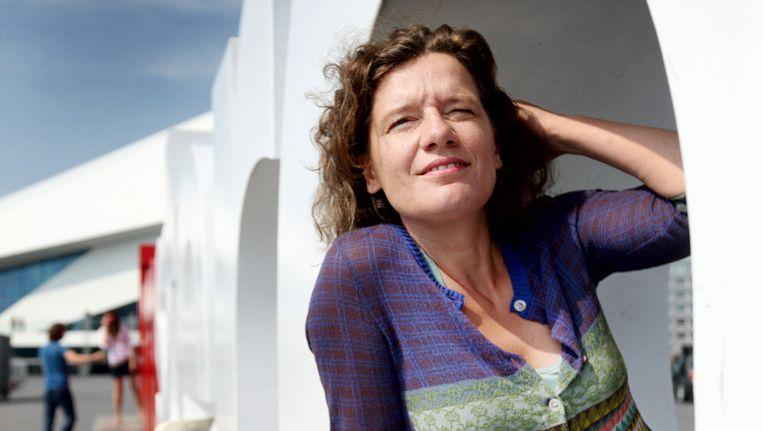Wethouder Carolien Gehrels Beeld Evert Elzinga