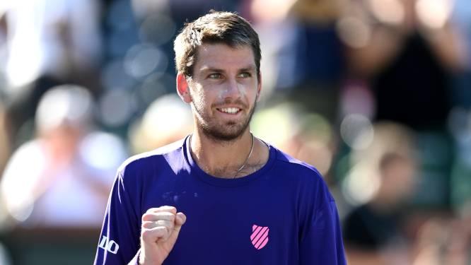 Tennistoernooi van Indian Wells krijgt twee nieuwe winnaars: Norrie en Badosa