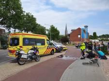 Kind op fiets gewond door botsing met elektrische fiets in Nijmegen