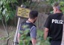 Politie in Duitsland onderzocht in juli een volkstuincomplex bij Hannover op zoek naar Maddie McCanns lichaam.