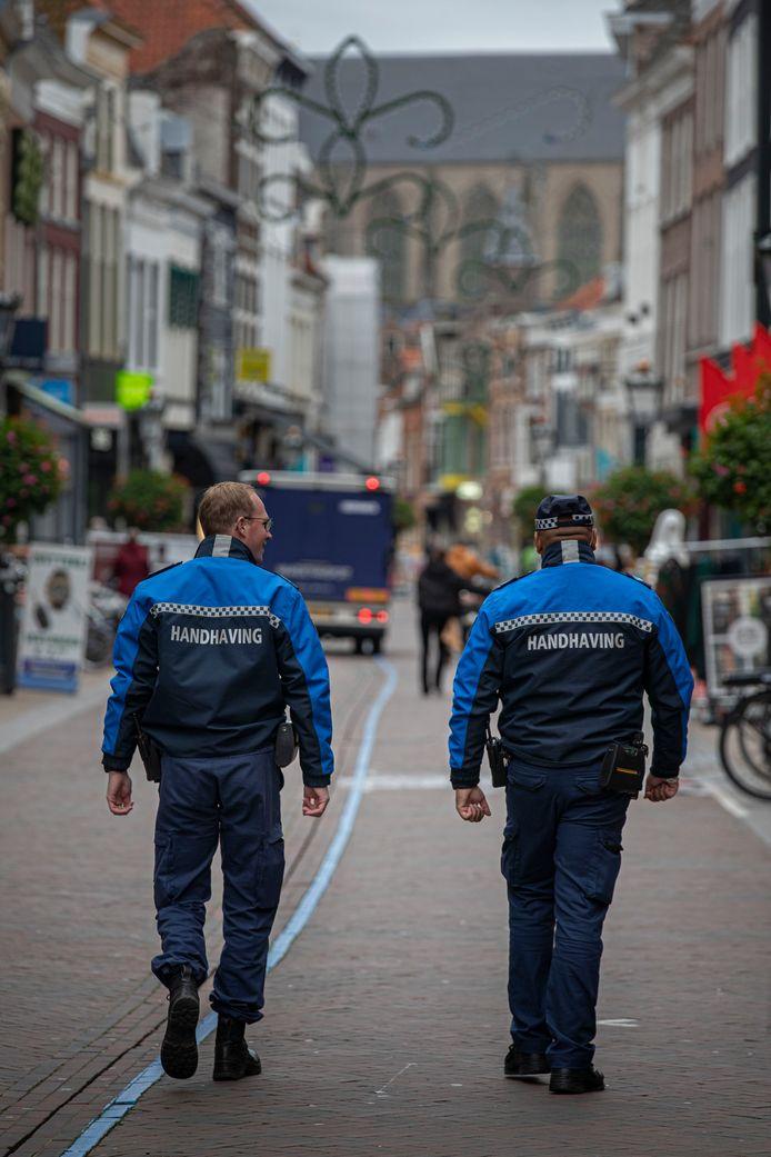 Boa's op pad in Kampen.
