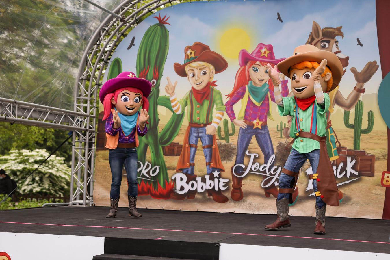 Bobbejaanland viert de 60ste verjaardag onder andere met een nieuwe ochtendshow