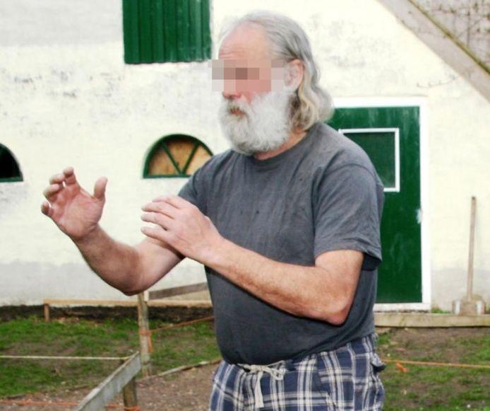 Het gezin van  Gerrit Jan van D. woonde jaren in afzondering.