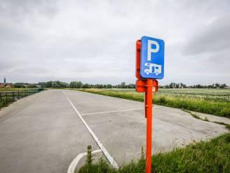 Aantal kampeerauto's op parking in Gemeentepark wordt beperkt